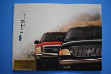 FORD f-series ninetynine Sales Brochure 43 pages
