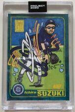 Topps PROJECT 2020 #22 ~ 2001 ICHIRO SUZUKI RC #726 by ERMSY PR/ 1972 New w/Box