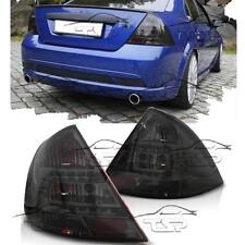 REAR LED TAIL LIGHTS SMOKE FOR FORD MONDEO III 00-07 MK3 SALOON NEW