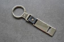 PORSCHE DESIGN Schlüsselanhänger Keyholder Keyring TAG ICON Edelstahl Silber NEU