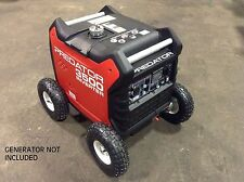 "PREDATOR 3500 WATT GENERATOR ALLTERRAIN 10"" PNEUMATIC WHEEL KIT with LOCKING HUB"