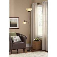 home office lamps. Unique Lamps Tall Brown Modern Floor Lamp Reading Light Combo Living Room Home Office  Study Intended Lamps