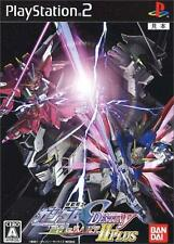 PS2 Gundam SEED DESTINY Union vs.Z.A.F.T.II PLUS Free Ship w/Tracking# New Japan
