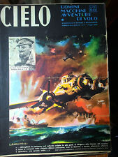 CIELO Rivista quindicinale politica e divulgazione aeronautica-Anno II, n.9-1954