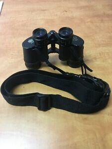 Vintage NIKON NIPPON KOGAKU TOKYO 9X35 7.3 Degree Binoculars S/N 607001