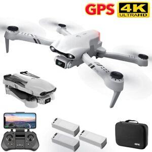 F10 Drone Professional 4K HD Dual Camera With GPS 5G WIFI wide angle FPV Rc 2km