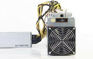 Bitmain Antminer L3+ 504+mh/s DOGE Litecoin BLISSZ software 220V PSU