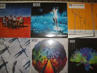 Muse: 6 Vinyl Album Collection, 11 LP neu / new