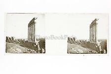 Liban Syrie Plaque verre Positif Stéréo N° 4 Stereoview Vintage