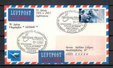 RFA, SST Hambourg Airport - 90 ans de l'aéroport de 75 ans Lufthansa 20.03.2001
