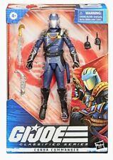 "?G.I. Joe Classified Series Cobra Commander 6"" Action Figure Hasbro?"