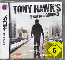 Tony HAWK'S proving ground (Nintendo DS)