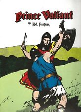 PRINCE VALIANT BY HAL FOSTER - 1957 SUNDAY PAGES - PACIFIC COMICS CLUB (1979)