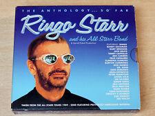 Ringo Starr & His All Star Band/Anthology So Far/2000 3x CD Album