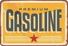 Retro Premium Gas Bar Pub Home Decor Garage Aluminum Vintage Sign
