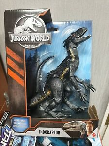 Jurassic World Indoraptor Figure Dinosaur New Mattel
