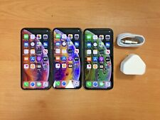 GRADE A/A- Apple iPhone XS 64/256/512 GB (Unlock), Face ID, Various Colours