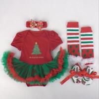 "Hot Reborn Baby Girl Doll Clothes Clothing Dress 20-22"" Newborn Dress Set Gift A"