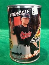 '98 Pinnacle Baltimore Orioles Cal Ripken Jr. MLB Baseball 6 Cards in Sealed Can