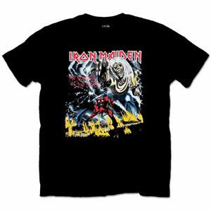 IRON MAIDEN NUMBER OF THE BEAST T-Shirt Offizielles Merchandise M - XXL NEU