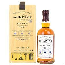 Balvenie 12 Year Old Signature Batch # 5 - 70 cl