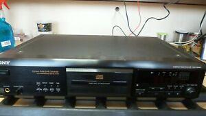 SONY CDP-XE900 hochwertiger CD-Player aus der QS Serie +FB gereinigt u. geprüft.