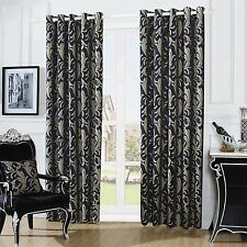 Just Contempo Ring Top Modern Curtains & Pelmets