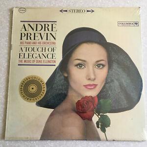 ANDRE PREVIN Music Of DUKE ELLINGTON Sealed Lp VINYL RECORD Piano Jazz Music