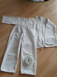Kimono Kampfsport Anzug +5 gurte