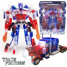 10' Takara Transformers ROTF Leader Autobot Optimus Prime Action Figures Boy Toy