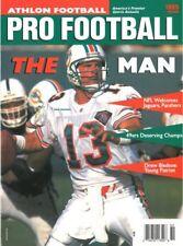Dan Marino Miami Dolphins Athlon Sports 1995 NFL Pro Football Preview Magazine