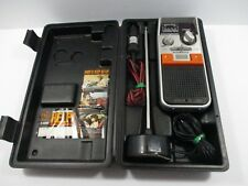 GE Full Power 40 Channel 2-Way CB Radio General Electric 3-5900A TESTED WORKING