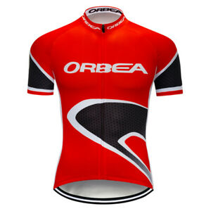 2021 Men Cycling Jersey Bib Shorts Set Bike Clothing Bicycle Short Sleeve Outfit