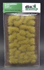 DioDump DD011-J 6mm realistic grass patches BEIGE diorama scenery