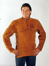 "Tillman Size 2XL  50-52"" Chest  20"" L  Flame Res Cape Sleeves & Bib 07521594"