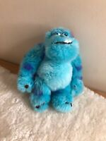Disney Monsters Inc Sully Plush Disney Store Plush