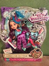 Ever After High MADELINE HATTER Doll Daughter of The Mad Hatter NEW