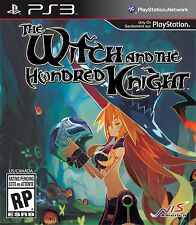 Witch and the Hundred Knight - Playstation 3 Game