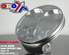 Honda CRF450 CRF 450 2013 - 2014 orificio 96.00mm Kit de pistón gemelo Anillo WOSSNER