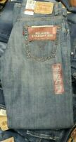 NWT Levis 559 Relaxed fit Jeans Sits Below Waist-Straight Legs (005598190)