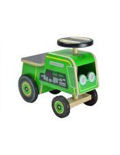 Porteur KIDDIMOTO Tracteur Vert trotteur jouet jeu enfant garçon bébé NEUF