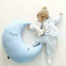 Cloud Moon Cushion Sweet Dreams Kids Nursery Pillow Soft Toy For Kids Children