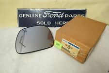NEW OEM 01-05 Ford Excursion LH Mirror Glass Heated w/Signal 1C3Z-17K707-CA #824