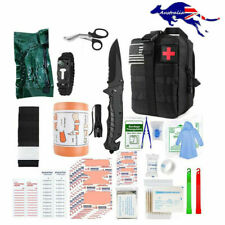 New listing Emergency Survival First Aid Kit For First Aid Response Disaster Home Camping