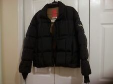 BEAR USA BOYS SZ XL DOWN FILLED PUFFER COAT~BLACK~GREAT CONDITION