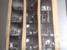 CHARLES AZNAVOUR : PLANCHE CONTACT ORIGINALE DE 1963 (12 Photos)