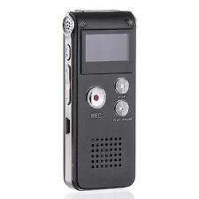 Digital Voice Recorder Activated Mini Digital Sound Audio Dictaphone MP3 8G JF03