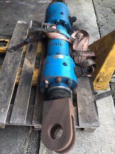 Hydraulic Ram Hystat Systems Conveyor/ Material Handling