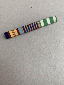 Original Old Australian Vietnam War 3 Medal Ribbon Bar