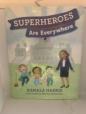 Kamala Harris Signed Hardback Book Vice President Candidate Beckett COA  Rare